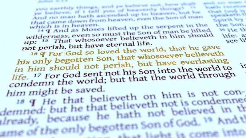 Kuptimi i vërtetë biblik i Gjonit 3:16 që ndoshta nuk ta ka thënë askush