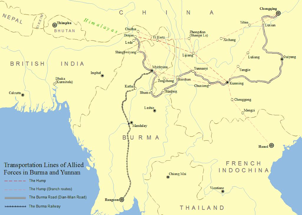Adoniram dhe Ani Xhadson – Misionarët në Burma.